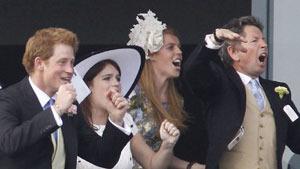Royal family attends Epsom Derby