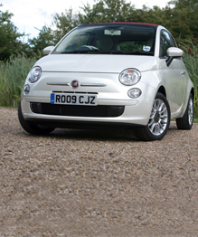 Fiat 500: A work of art, officially