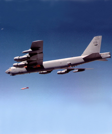 В-52Н: Subsonic Stratofortress