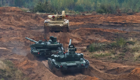 Zapad 2017 military exercise in full swing