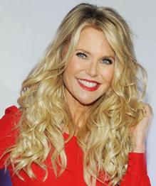 Christie Lee Brinkley: Looking like 34 at 64
