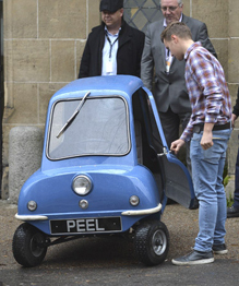 Peel P50, world s smallest car