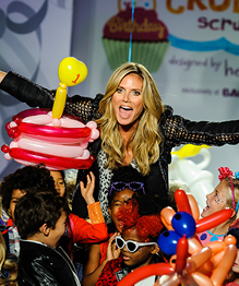 Heidi Klum pregnant with 5th baby