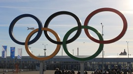 A look at Sochi's Olympic Park