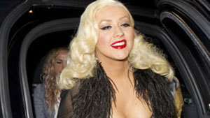 Christina Aguilera proud of her curves