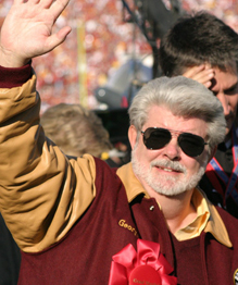 George Lucas fed up with commercial films