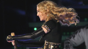 Madonna wows Super Bowl