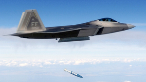 F-22 Raptor: Air superiority fighter