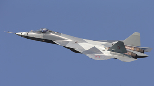Russia's Sukhoi PAK FA T-50 5th generation fighter