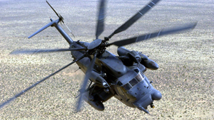 Sikorsky MH-53: Super Jolly Green Giant