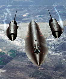 Fastest aircraft built by man
