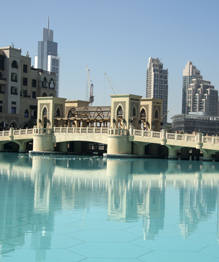 Dubai: Arab pearl amid endless desert