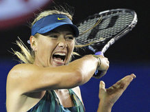 Maria Sharapova Flops at Australian Open