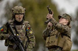 военные учения, Весенний шторм-17, НАТО