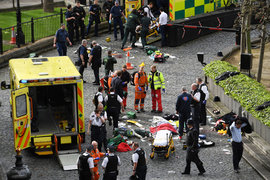 Теракт, Лондон