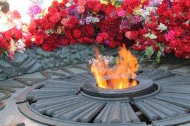 Мемориал героям ВОВ в Киеве собрались 'украсить' бандеровскими лозунгами