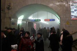 метро, Санкт-Петербург
