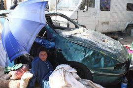 Жители французского города возводят рвы против нашествия цыган