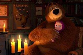 """Animation Magazine объявил российский мультфильм """"Маша и медведь"""" классикой будущего"""