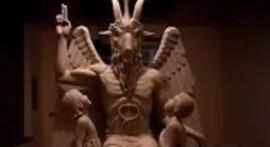 В США установлен памятник дьяволу