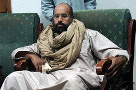 Саиф аль-Ислам Каддафи