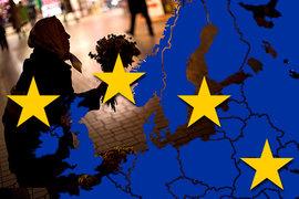 Украина, Евросоюз, бедность