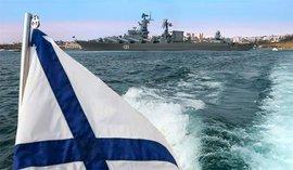 """Предпраздничный либеральный фейк: """"Военно-морского парада не будет!"""""""