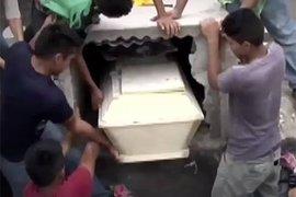 Беременную девушку заживо похоронили из-за