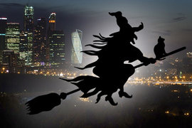 Владимир ПЕТРОВ – о том, почему маги и колдуны должны выйти из тени