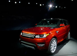 Range Rover Sport SRT