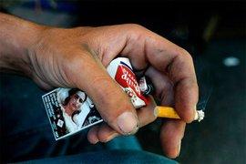 Изображения на сигаретных пачках будут носить еще более пугающий характер