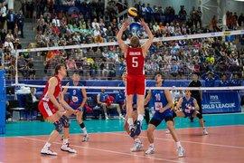 Волейболисты России стали обладателями путевки на Олимпиаду-2016