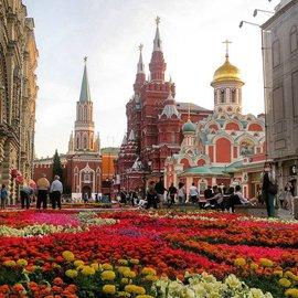 Две новые пешеходные зоны в Москве построили на средства от платных парковок