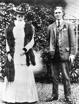 Франклин Рузвельт, жена
