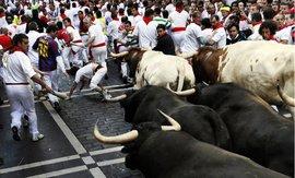 Рекордное количество испанцев погибло во время забегов с быками