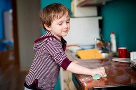 Почему у ребенка должны быть обязанности