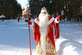 В Вологодской области ремонтируют дорогу к Деду Морозу