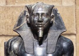 Статуя Хафру