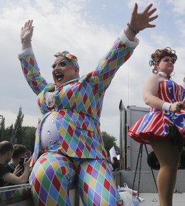 гей-парад, Украина