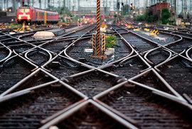 В Мордовии сошли с рельсов четыре вагона поезда