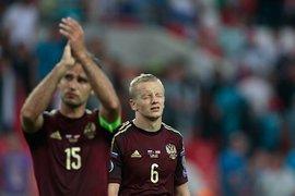 Отборочный матч к Евро-2016 между Россией и Швецией могут не показать по российскому телевидению