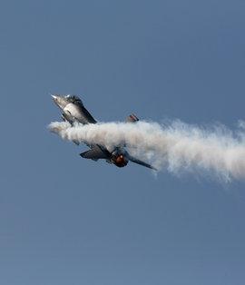 F-16, многоцелевой истребитель