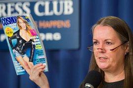 Внучка медиамагната Рэндольфа Херста решила бороться с вызывающим обликом журнала Cosmopolitan