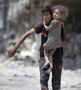 Мосул, Ирак, война, дети