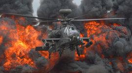 Вертолет АН-54 Апач
