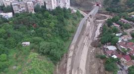 Страшные кадры: Тбилиси после мощнейшего наводнения