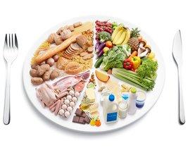 похудение, похудение после сорока, диеты, правило тарелки, еда