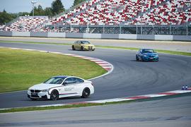 BMW Автодом на Moscow Raceway