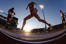 """WADA: Российских легкоатлетов будут проверять на допинг """"дома"""""""