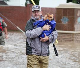 США, жертвы, ураган 'Харви', наводнение